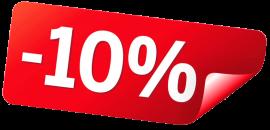 10% скидка на системы безопасности